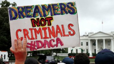 A DACA student speaks: 'I feel like I have to go back into hiding'